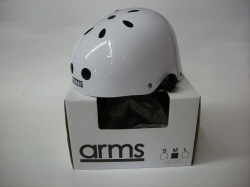 ARMS HELMET WHITE