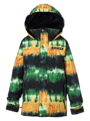 2017 BURTON BOYS AMPED JK SLIME SURF STRIPE