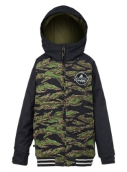 2017 BURTON BOYS GAME DAY JK BEAST CAMO/TRU BLK