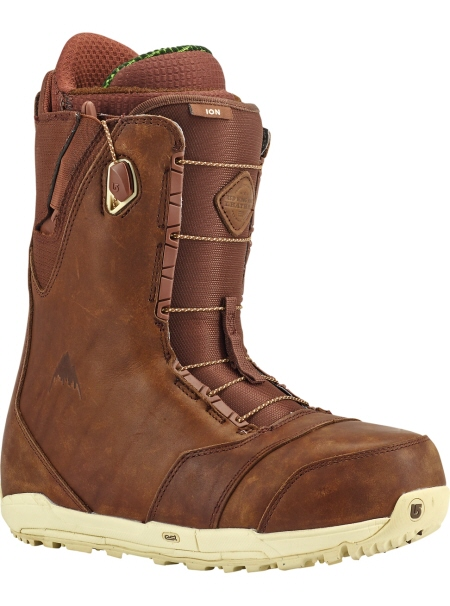 2017 BURTON ION-LEATHER-AF REDWING